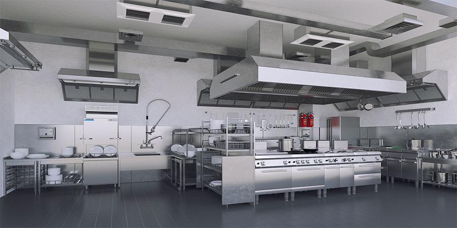 Dự án lắp đặt thiết bị bếp công nghiệp tại Tuyên Quang