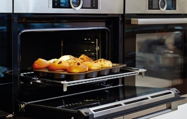 Lò nướng công nghiệp mang lại hiệu quả cao trong kinh doanh nhà hàng, khách sạn