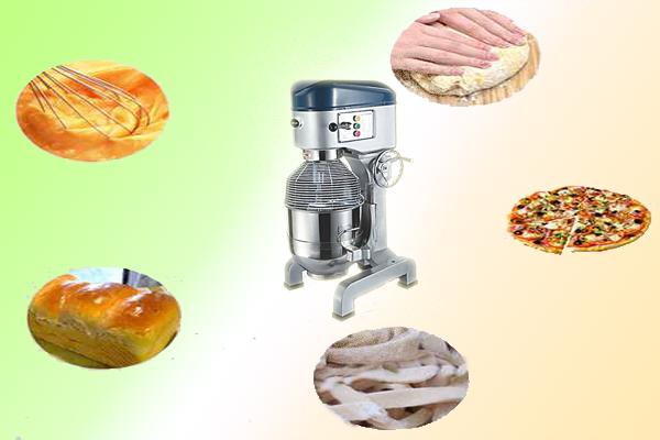 Các cơ sở làm bánh lớn nên mua máy trộn bột công nghiệp như thế nào?