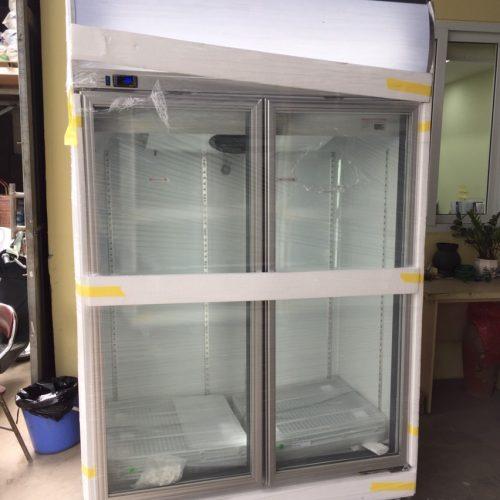 Tủ đông 2 cánh kính Berjaya – Thiết bị lưu trữ hiệu quả, tiện lợi