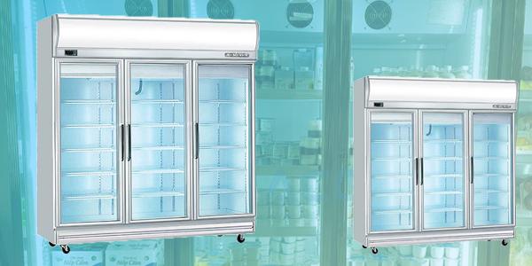 Ưu điểm của tủ đông 3 cánh kính Berjaya trong việc bảo quản thực phẩm