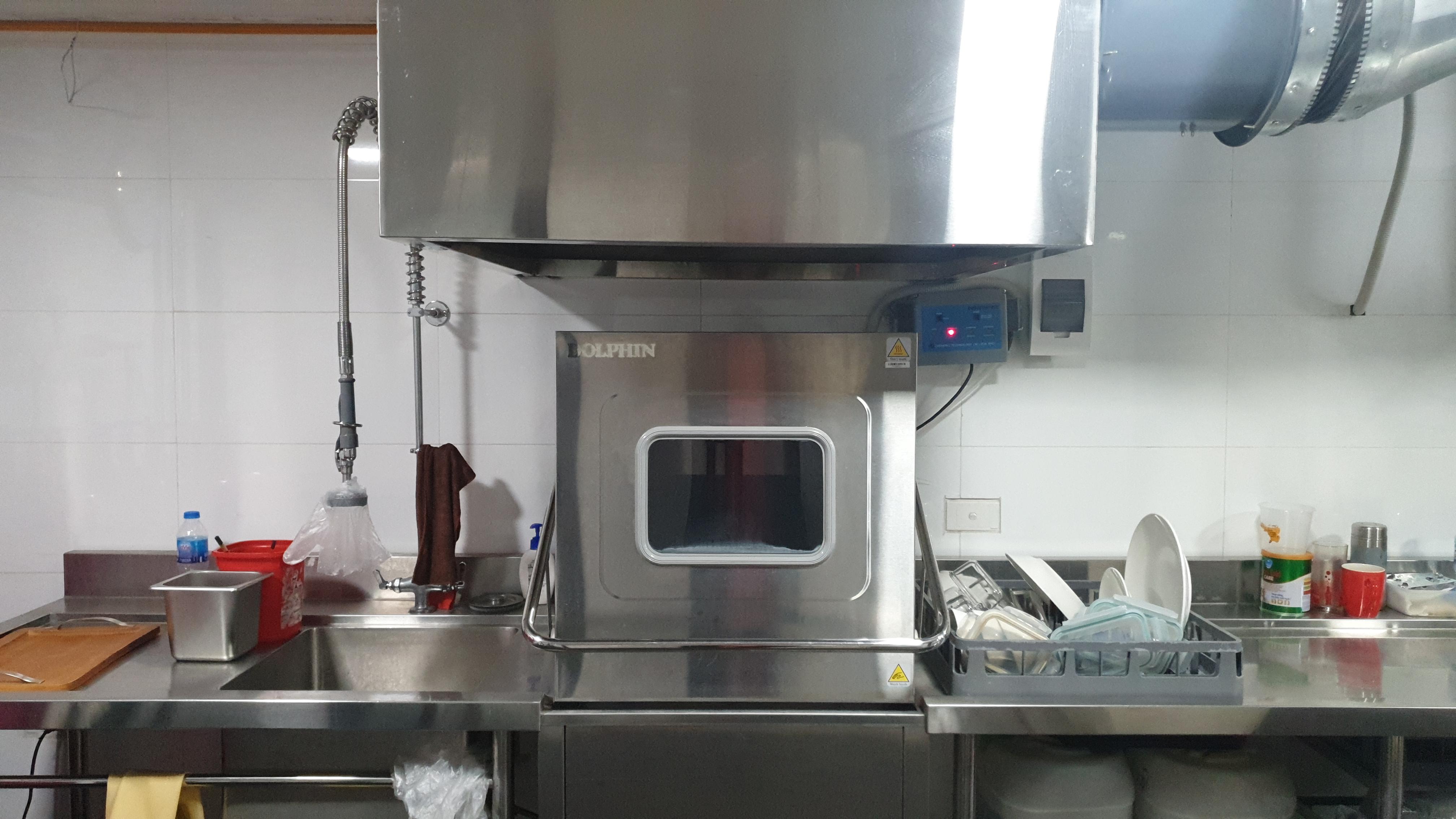Các loại máy rửa bát công nghiệp do Công ty Hưng Thịnh Phát JSC cung cấp